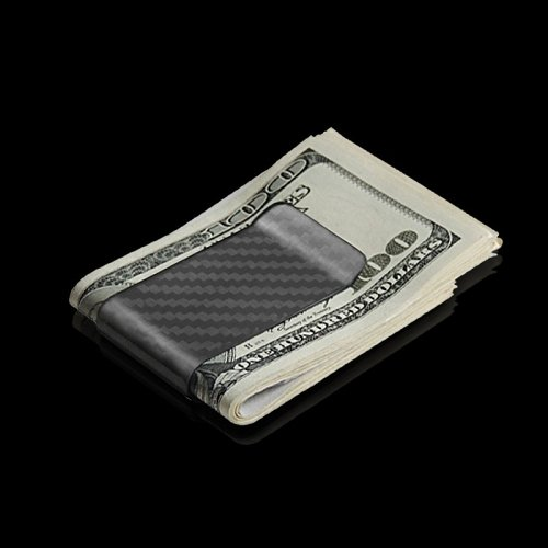 Carbon Fiber Money Clip