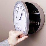 Wall Clock Hidden Safe