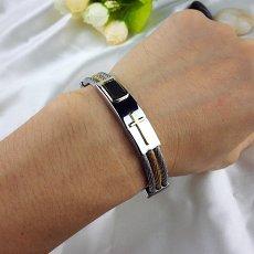 Titanium Wire Bracelet