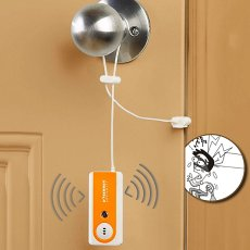 Security Door Alarm