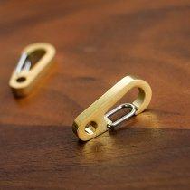 EDC Brass Keychain