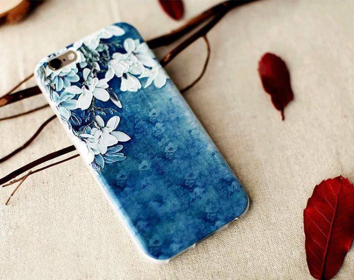 Clearance Cherry Blossom iPhone Case