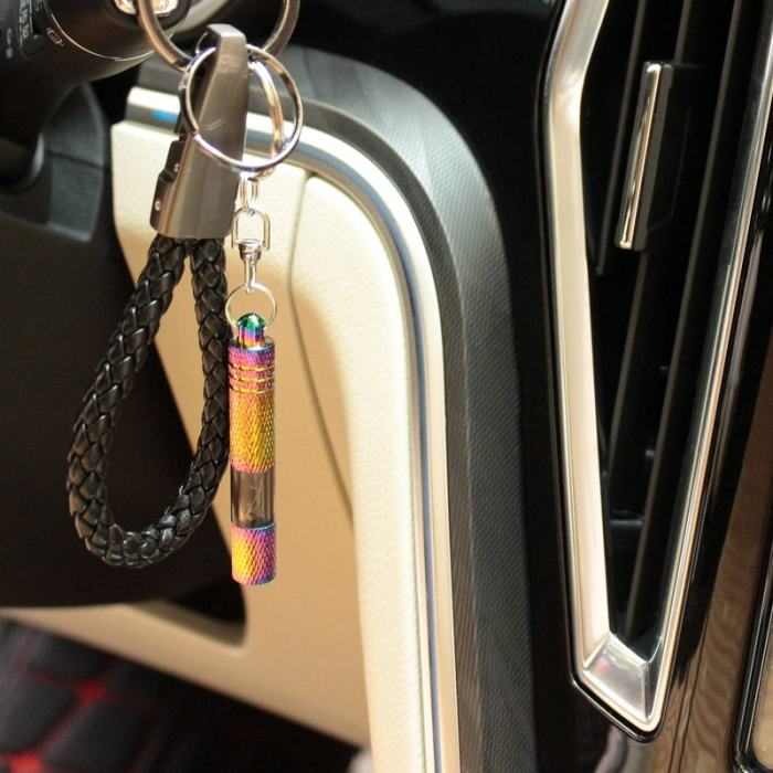 Static Electricity Discharger Keychain