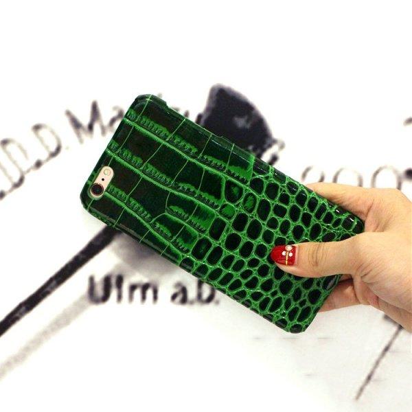 Clearance sale Emerald Green Crocodile iPhone 6 Case