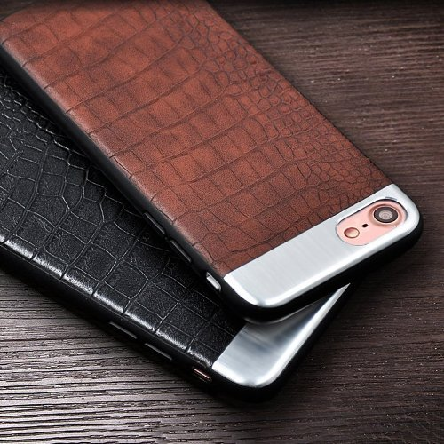 Crocodile Plus Aluminium iPhone Case