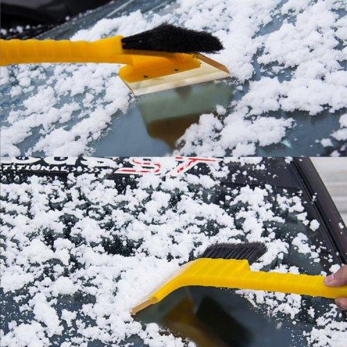 Two In One Ice Scraper