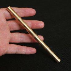 Brass Bamboo Joint Pen