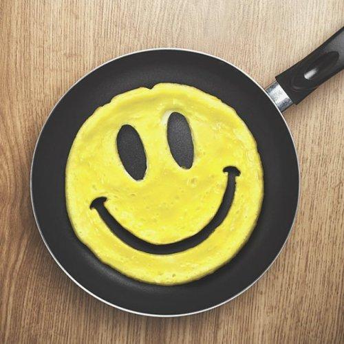 Smiley Face Breakfast Mold