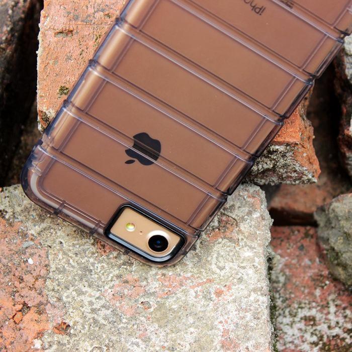 Clearance Horizontal Stripes iPhone Bumper Case
