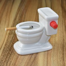 Water Closet Ashtray