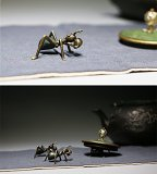 Colored Brass Ant