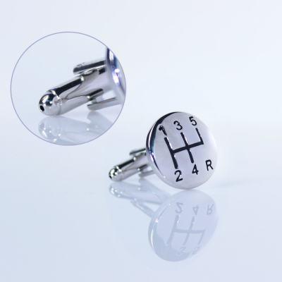 Manual Transmission Cufflinks