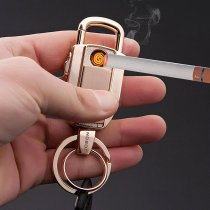 Rechargeable Lighter Keychain