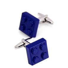 Blocks Cufflinks