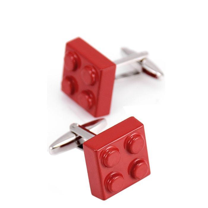 Blocks Cufflinks
