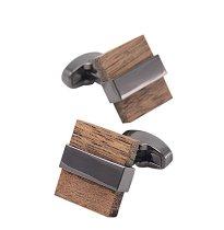 Luxury Wood Cufflinks