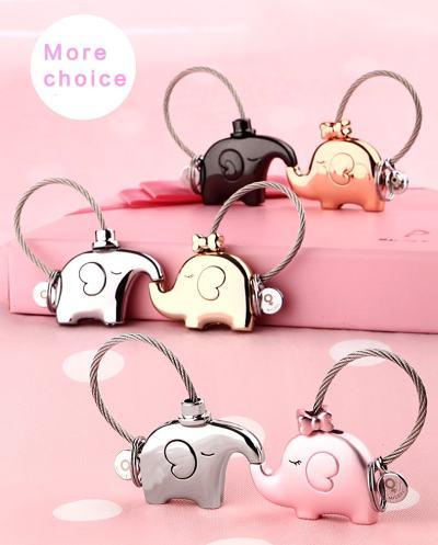 Clearance Sale Elephant Lovers Keychain