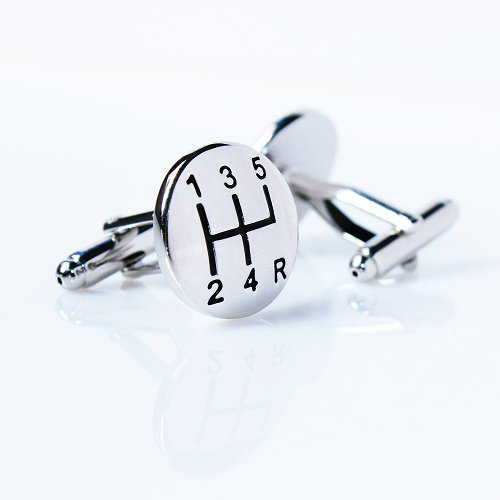 Manual Transmission Cufflinks