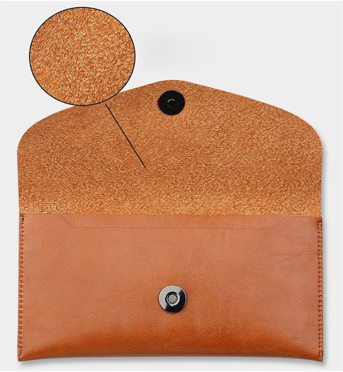 Clearance sale Leather iPhone Envelope