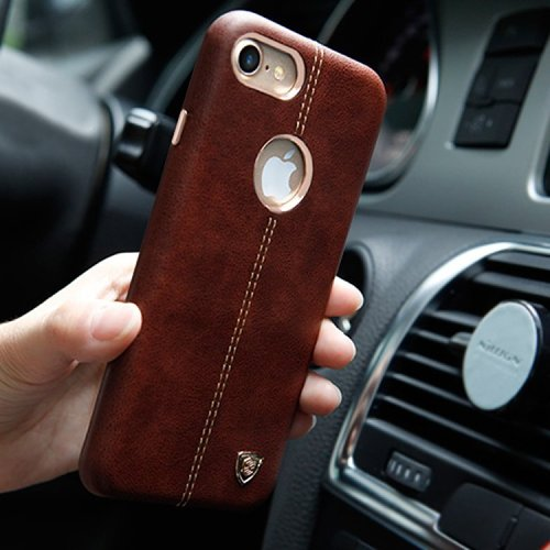 Clearance Luxury Leather iPhone 7 Case