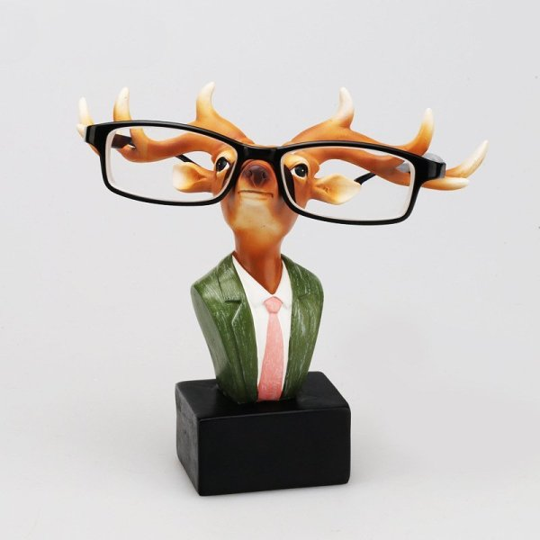 Deer Eyeglass Holder