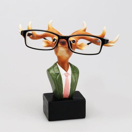 Deer Eyeglass Holder