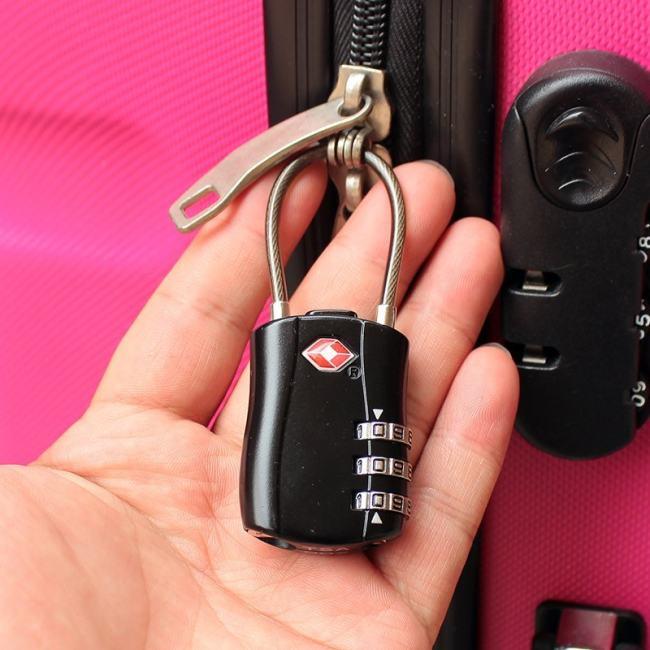 TSA Approved Luggage Lock