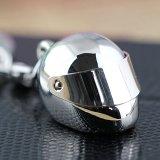 Motorcycle Helmet Keychain