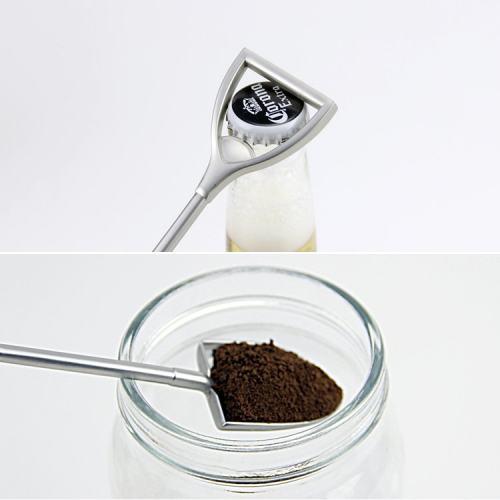 Shovel Spoon Bottle Opener