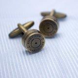 Bullet Botton Cufflinks