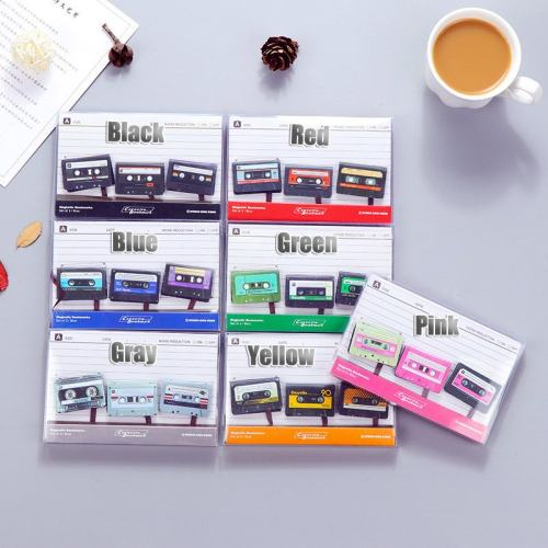 Clearance Sale Cassette Bookmarks