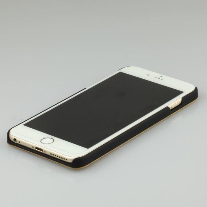 Wood Skull iPhone Case