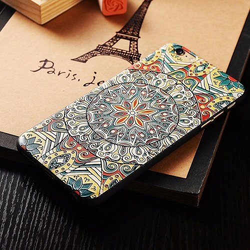Clearance sale Mandala iPhone Case