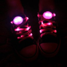 LED Light Up Shoelaces Costume Accessories