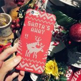 Santa's Away iPhone X Case