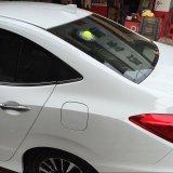 Tricky Tennis Ball Car Sticker