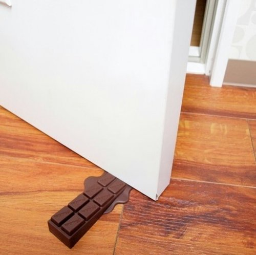 Melting Chocolate Door Stopper