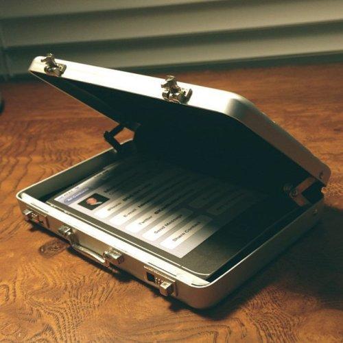 Mini Briefcase Card Carrier