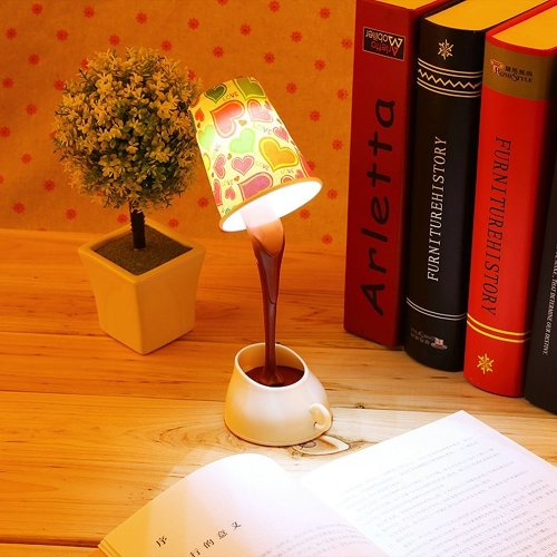 Coffee Cup LED Light
