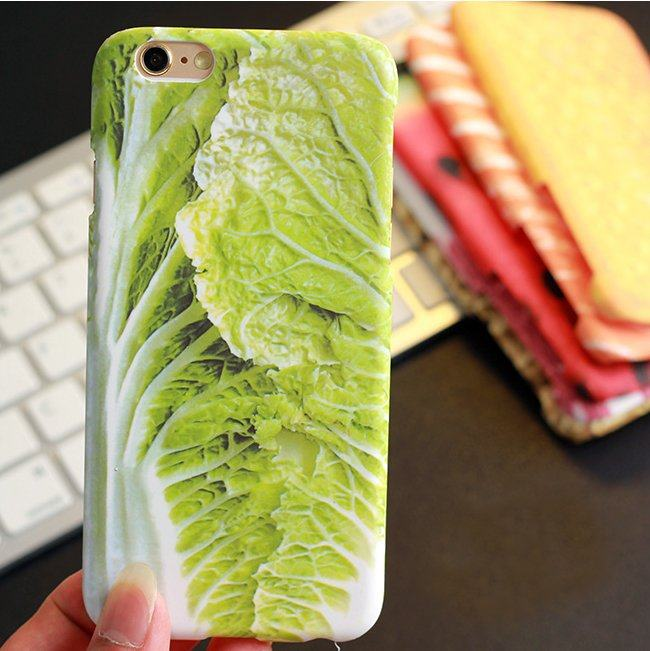 Clearance Cabbage iPhone Case