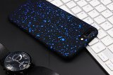 Navy Starry Night iPhone Cases