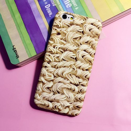 Clearance Instant Noodles iPhone Case On Sale !