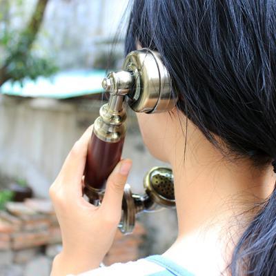 Antique Mobile Phone Handset MOQ 50PCS