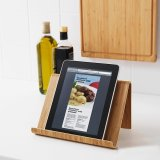 Bent Bamboo iPad Holder