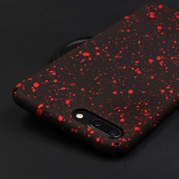 Red Sparks iPhone Cases