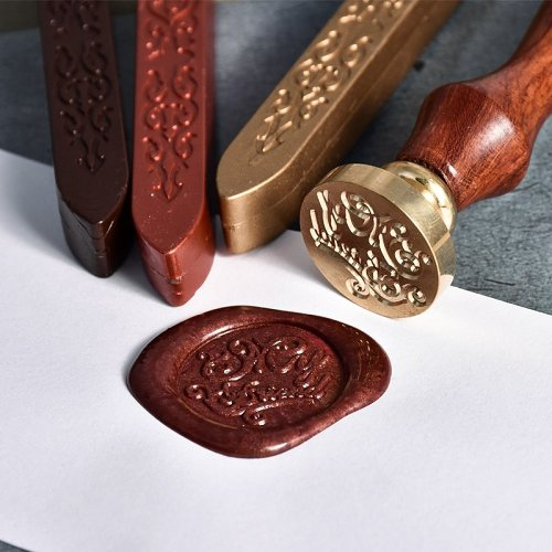 My Friend Wax Seal Stamp