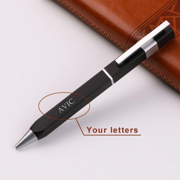 Luxury Business Square Ballpoint Pen