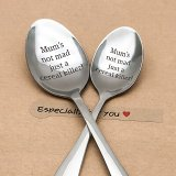 Mom's Not Mad Just A Cereal Killer Spoon