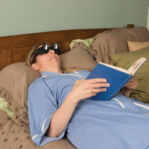 Lazy Reader Glasses