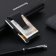 Carbon Fiber RFID Blocking Card Wallet